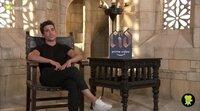 """Jaime Lorente ('El Cid') adelanta que el final de 'La casa de papel' será """"muy heavy"""""""
