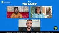 """Toheeb Jimoh: """"En 'Ted Lasso' tenemos la responsabilidad de enseñar la parte dura de la vida"""""""