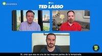 """Jason Sudeikis y Brendan Hunt ('Ted Lasso'): """"No se suele hablar de salud mental en el fútbol"""""""