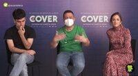 Secun de la Rosa, Àlex Monner y Marina Salas hablan de 'El cover'