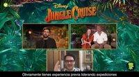 """Emily Blunt ('Jungle Cruise'): """"Jaume Collet-Serra se ha convertido en nuestro director favorito"""""""