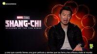 """Simu Liu: """"'Shang-Chi y la leyenda de los diez anillos' es un puente entre culturas y personas"""""""