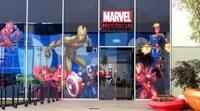 Spot Escape Room 'Marvel Mission'