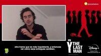 Entrevista con Ben Schnetzer ('Y: El último hombre')