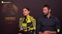 """Blanca Suárez: """"La energía de 'Jaguar' está muy arriba y es muy álgida en drama"""""""
