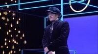 Ceremonia de entrega del Premio Donostia a Johnny Depp