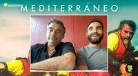 Eduard Fernández y Dani Rovira sobre las opciones de 'Mediterráneo' a los Oscar