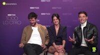 Juan Blanco, María Maroto y David Matarín nos hablan de trabajar entre amigos en 'Todo lo otro'