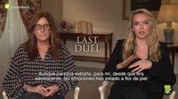 """Jodie Comer ('El último duelo'): """"Intenté entender lo que era ser una mujer en aquella época"""""""