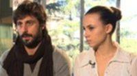 """Hugo Silva y Aura Garrido, de 'El cuerpo': """"Va más allá del suspense"""""""
