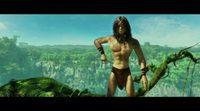 Tráiler en español en exclusiva de 'Tarzán 3D'