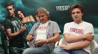 Entrevista a Alejandro Ezcurdia y Adam Jezierski, de 'Tres 60'