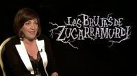Entrevista a Carmen Maura, de 'Las brujas de Zugarramurdi'