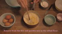 Short 'How To Make a Courtesan au Chocolat' 'The Grand Budapest Hotel'