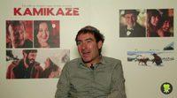 Entrevista a Álex Pina, 'Kamikaze'
