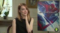 Interview with Emma Stone, 'The Amazing Spider-Man 2'