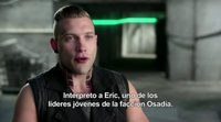Entrevista exclusiva a Jai Courtney, 'Divergente'