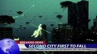 """Spot """"La Caída de Chicago"""" 'Transformers: La era de la extinción'"""