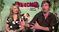 Entrevista a Patricia Conde e Ivan Massagué, 'Pancho, el perro millonario'