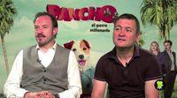 Entrevista a Alex O'Dogherty y Secun de la Rosa, 'Pancho, el perro millonario'