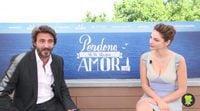 Entrevista a Daniele Liotti y Paloma Bloyd, 'Perdona si te llamo amor'