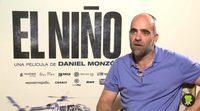 Entrevista a Luis Tosar, 'El Niño'