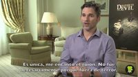Entrevista a Eric Bana, 'Líbranos del mal'