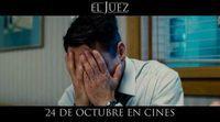 Tráiler español 'El Juez' #2