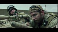 Tráiler español 'El francotirador'