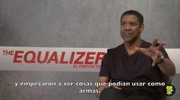 Entrevista a Denzel Washington, 'The Equalizer (El protector)'