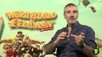Entrevista a Javier Fesser, 'Mortadelo y Filemón contra Jimmy el cachondo'
