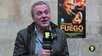 Entrevista a José Coronado, 'Fuego'