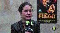 Entrevista a Aida Folch, 'Fuego'