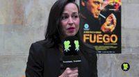 Entrevista a Leyre Berrocal, 'Fuego'