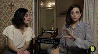 Entrevista a Macarena Gómez y Nadia de Santiago, 'Musarañas'