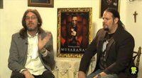 Entrevista a Juanfer Andrés y Esteban Roel, 'Musarañas'