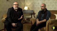 Entrevista a Luis Tosar y Álex de la Iglesia, 'Musarañas'