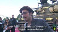 Entrevistas al director y los protagonistas de 'Corazones de acero'
