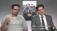 Entrevista a Jon Bernthal y Michael Peña, 'Corazones de acero'