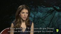 Entrevista a Anna Kendrick, 'Into the Woods'