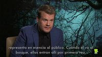 Entrevista a James Corden, 'Into the Woods'
