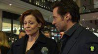 Sigourney Weaver y Hugh Jackman reaccionan a la muerte de Leonard Nimoy