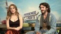 Entrevista a Blanca Suárez y Yon González, 'Perdiendo el norte'