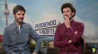 Entrevista a Julián López y Miki Esparbé, 'Perdiendo el norte'