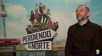 Entrevista a Nacho G. Velilla, 'Perdiendo el norte'
