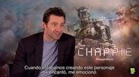 Entrevista a Hugh Jackman, 'Chappie'