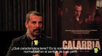 Entrevista a Francesco Munzi, 'Calabria'
