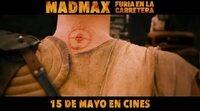 Tráiler español 'Mad Max: Furia en la carretera'