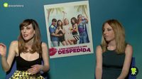 Entrevista a Natalia de Molina y Celia de Molina, 'Cómo sobrevivir a una despedida'