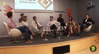 Presentación de 'Refugiados', la gran apuesta de ficción de Atresmedia